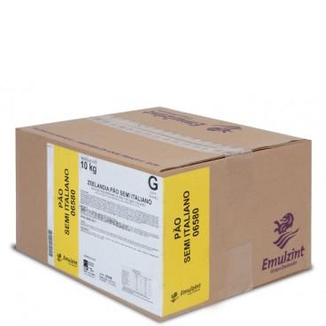 Pré Mistura Pão Semi Italiano 0658-0 Emulzint - 10kg