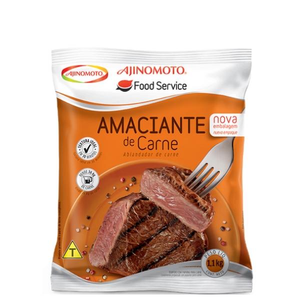 Amaciante de Carne Ajinomoto 1,1 Kg