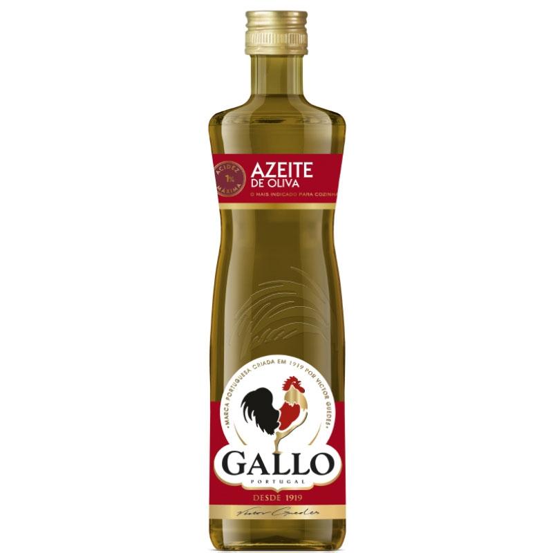 Azeite Puro Gallo - Vidro 500ml