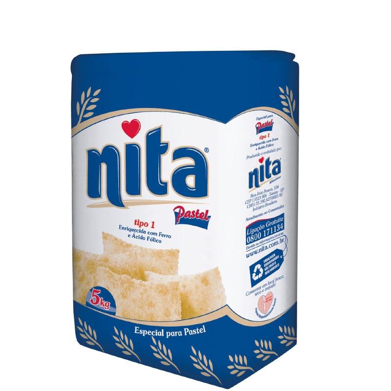 Farinha de trigo Nita Pastel 5Kg