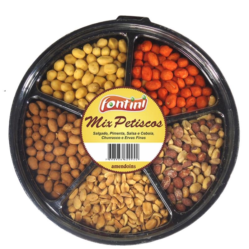Mix de Amendoim Premium 12 uni. de 500grs