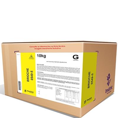 Pré Mistura Pão Brioche Emulzint 0549-5 - 10 kg