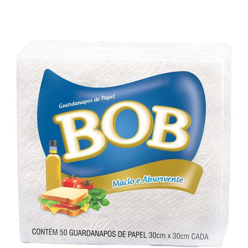 Guardanapo Mesa Bob - 30x30cm 50 und.