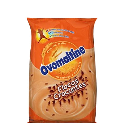 Flocos Chocolate Ovomaltine 750grs