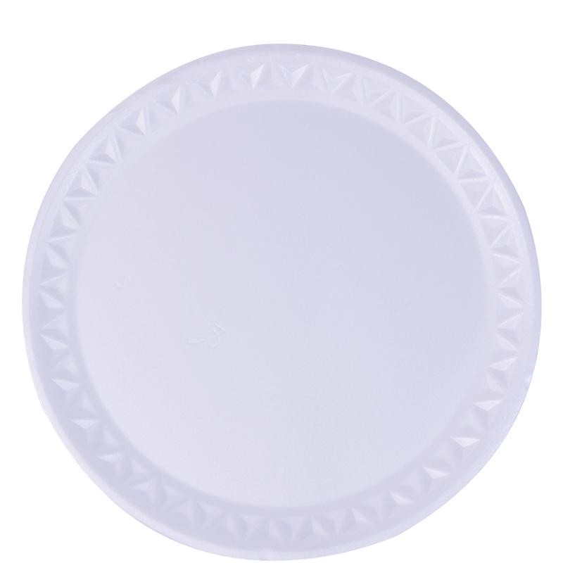 Prato de Isopor Decorado Meiwa - 19 cm 20 und.