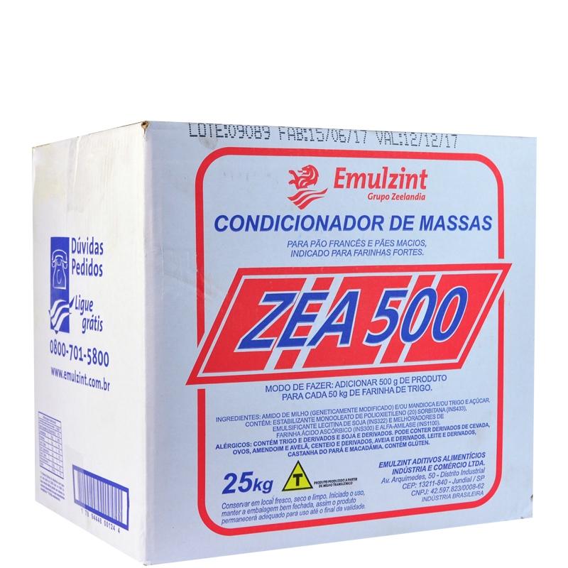 Reforçador Zea 500 Emulzint - 25kg
