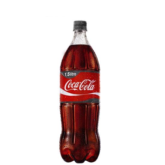 Refrigerante Coca-Cola Pet 1,5 L 6 uni.