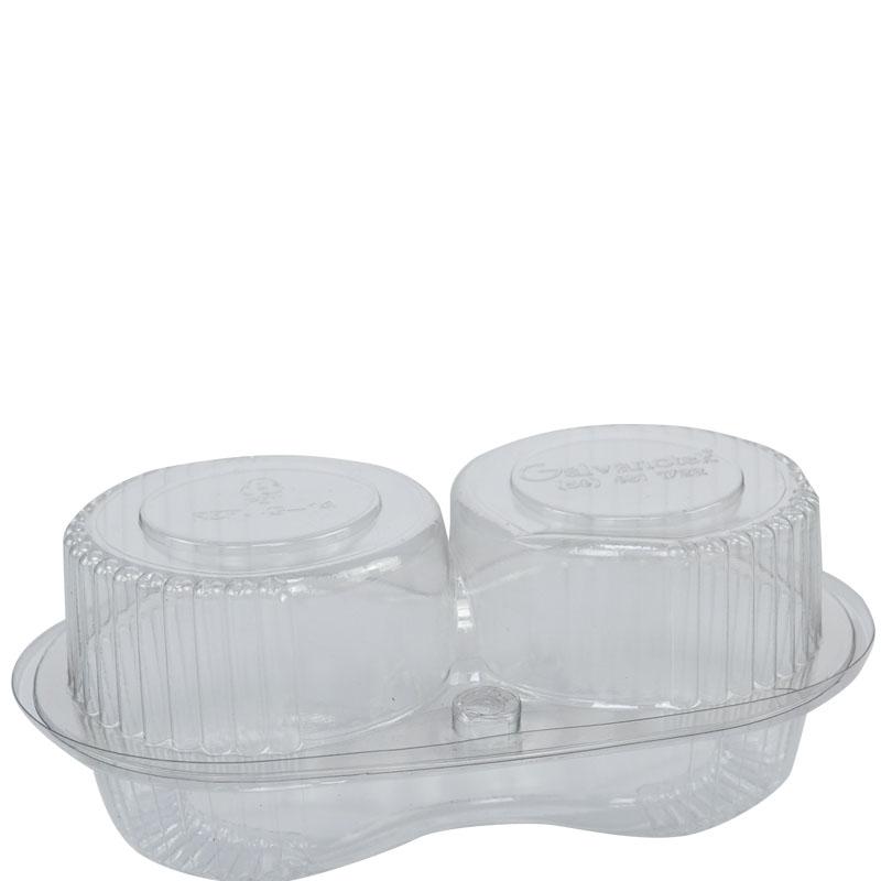 Embalagem PVC G 14 Cristal Millenium 100 uni.