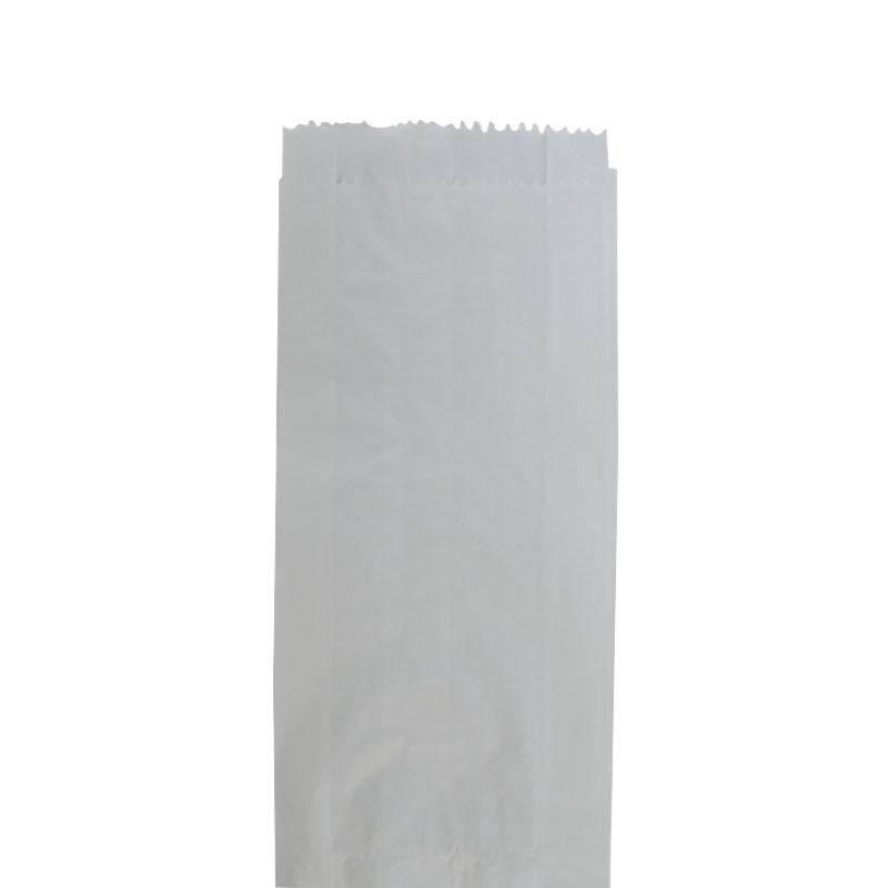 Saco Kraft Branco 3kg 500 uni.