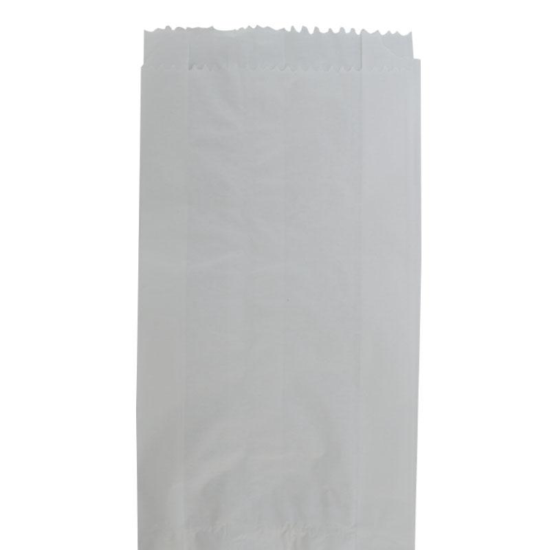 Saco Kraft Branco 15kg 500 uni.