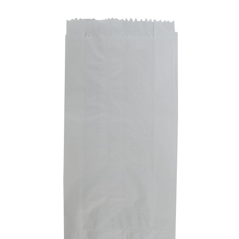 Saco Kraft Branco 10kg 500 uni.