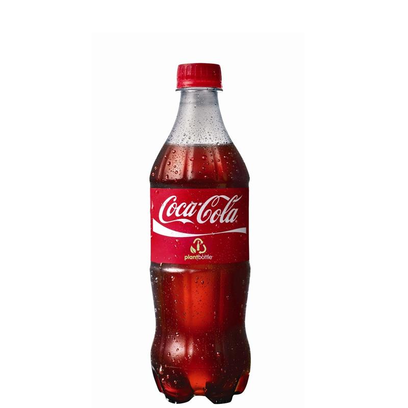 Refrigerante Coca-Cola Pet 600ml 6 uni.