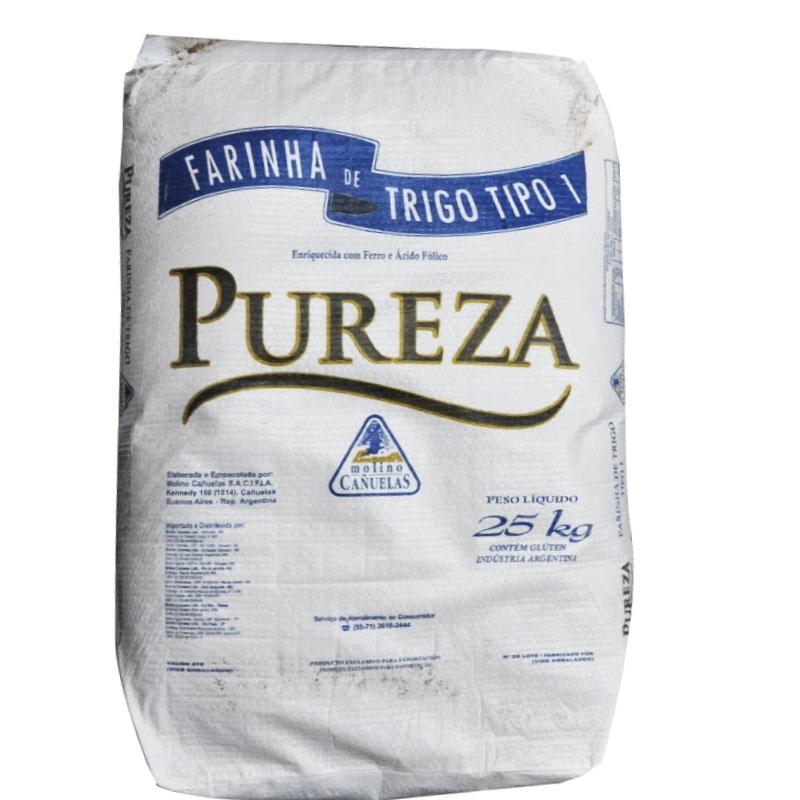 Pré Mistura para Pão Francês Pureza 25Kg