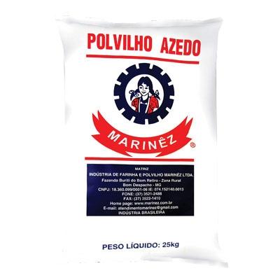 Polvilho Azedo Marinêz 25Kg