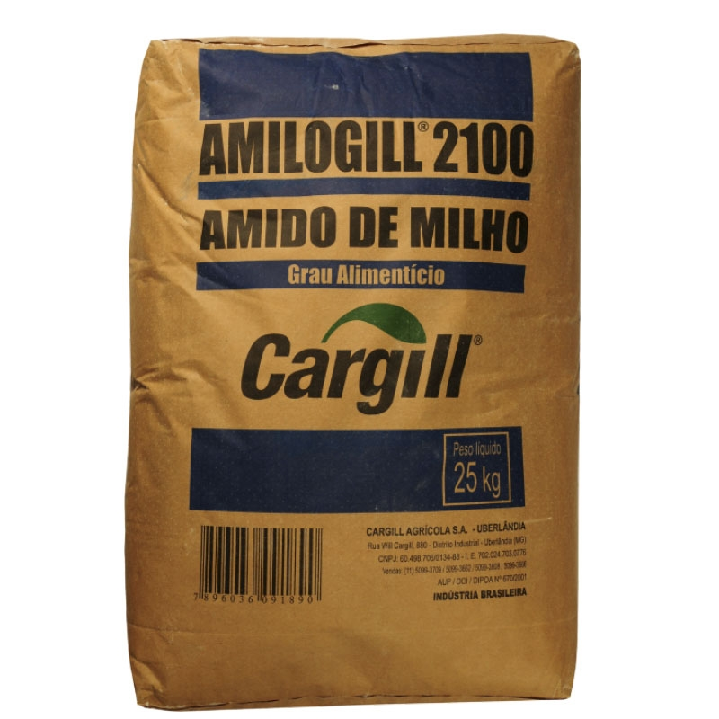 Amido de Milho Amilogil Cargill 25 Kg