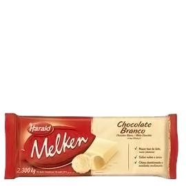 Barra de Chocolate Branco Melken 2,3kg