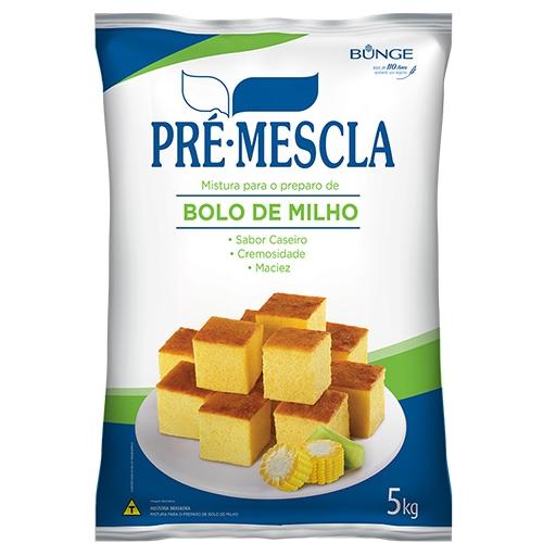 Mistura para Bolo Bunge Sabor Milho 5Kg
