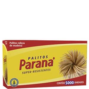 Palito de Dente Paraná 5.000 uni.