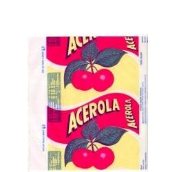 Papel Picolé Acerola 1kg Riacho