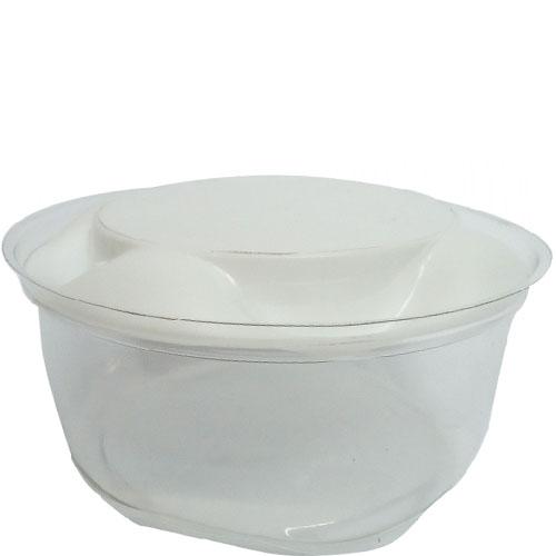 Conjunto de Potes Cristal p/ Torta Holandesa PW47 - 10 uni.
