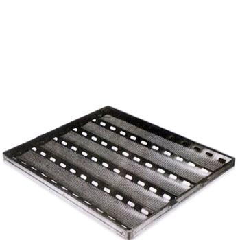 Assadeira de Alumínio p/ Francês 5 Canaletas Cimapi