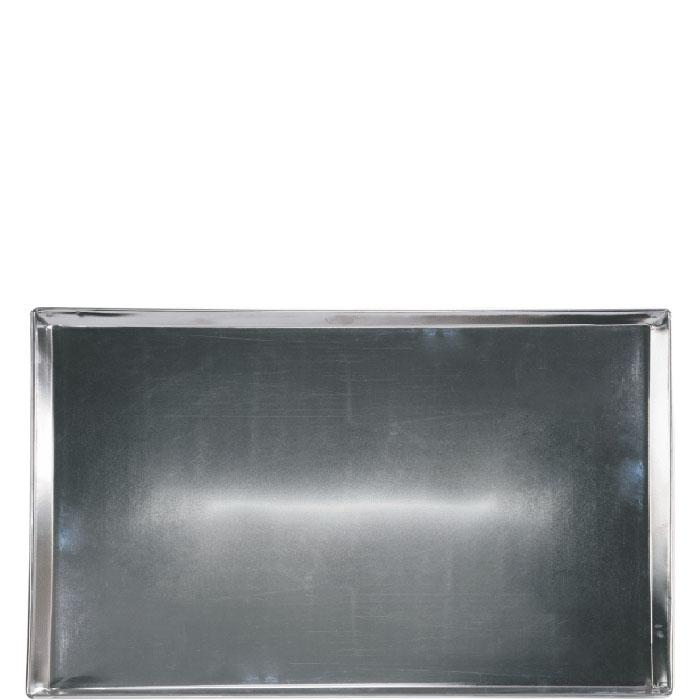 Assadeira de Alumínio Lisa p/ Pão Doce 58x70