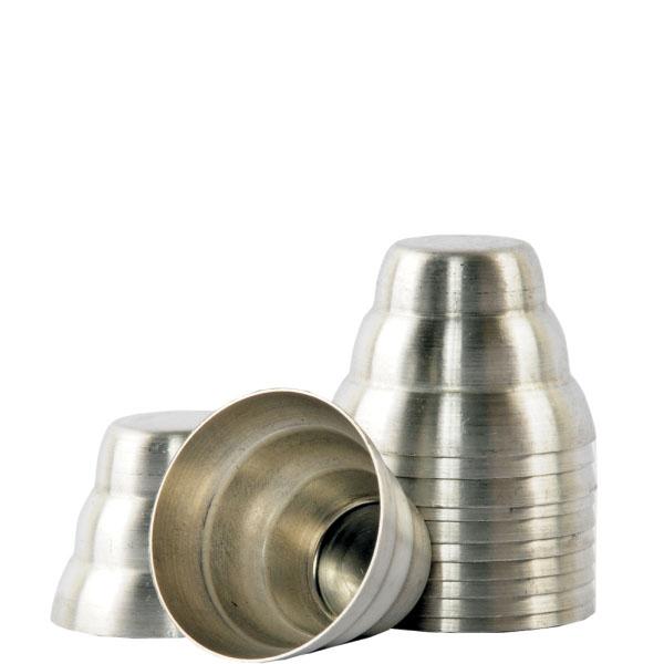 Forminha de Alumínio p/ Pudim Ondulado Doupan