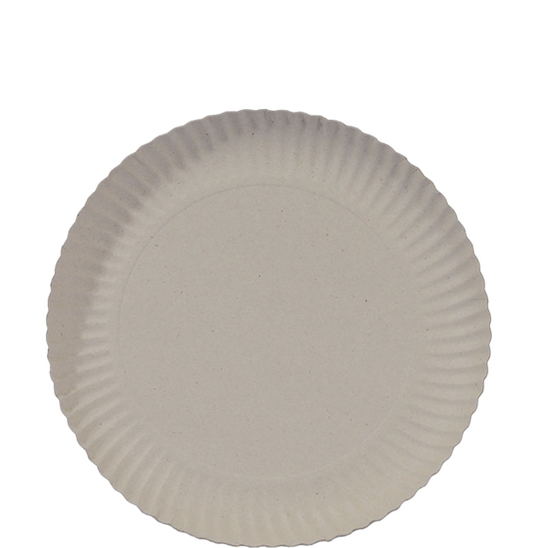 Prato de Papelão Nº 3 - 17,5 cm 100 und