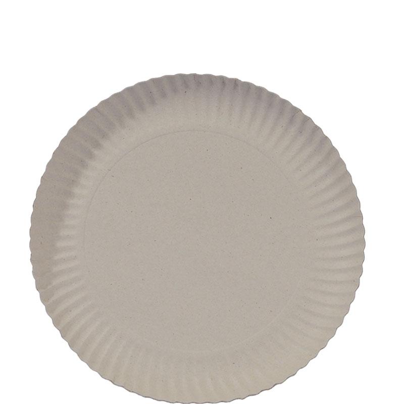 Prato de Papelão Nº 4 - 20 cm 100 und