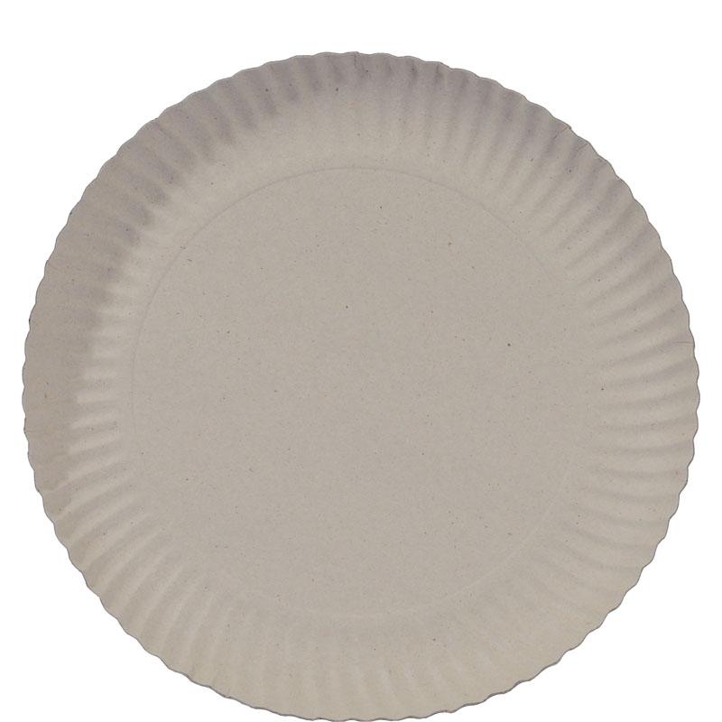 Prato de Papelão Nº 12 - 37 cm 100 und.