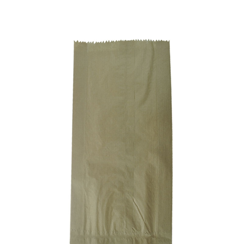 Saco Kraft Mix 3kg 500 uni.