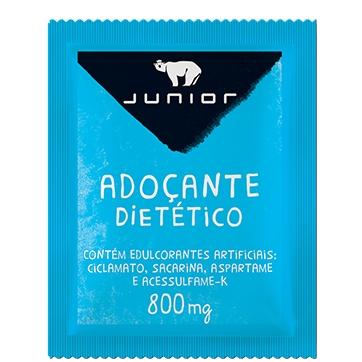 Sachet Adoçante Diet Junior - 1000 uni. de 800 grs