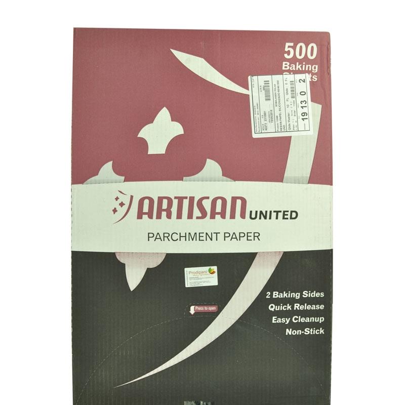 Resma Papel Siliconizado 60/40 - 500 und