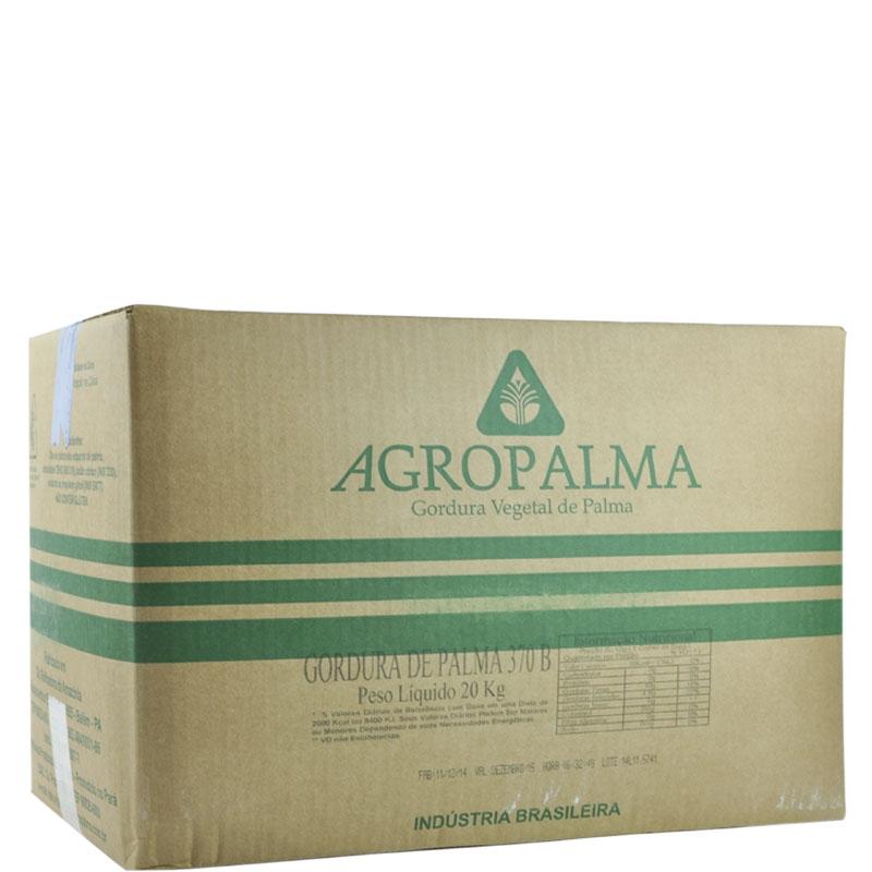 GORDURA MASSA 370 B AGROPALMA 20 KG