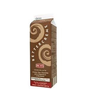 Chantilly Bettercreme Chocolate Rich's 907ml