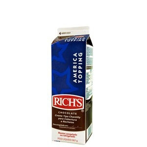 Rich's America Topping Chocolate 907ml