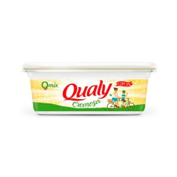 MARGARINA QUALY C/SAL POTE 250 GR
