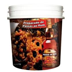 POLPA PASSAS AO RUM PRO POLPA BD 4,3 KG
