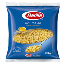 MACARRÃO OVOS AVE MARIA BARILLA 20/500 GR