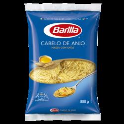 MACARRÃO OVOS CABELO DE ANJO BARILLA 20/500 GR