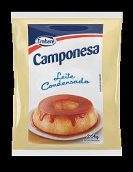 LEITE CONDENSADO CAMPONESA BAG 4/2,5 KG