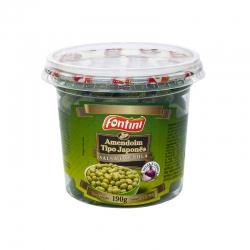 Amendoim pote Salsa / Cebola Fontini 12 und. 190 gr