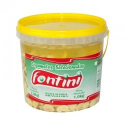 Cogumelo Fatiado Fontini 1Kg