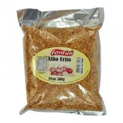 Alho Frito s/ Sal Fontini 500 grs