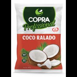 COCO FLOCOS ÚMIDO/ADOÇADO COPRA 1 KG