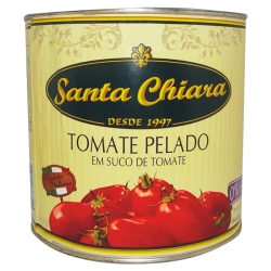 TOMATE PELADO SANTA NONNA DORA 2,55 KG