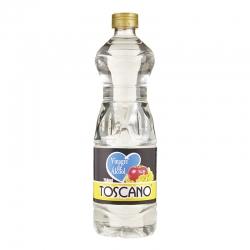 VINAGRE ALCOOL BRANCO TOSCANO 750 ML
