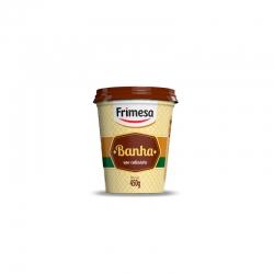 BANHA SUINA POTE FRIMESA 12/450 GR