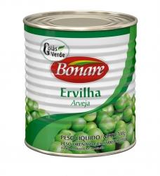 ERVILHA BONARE LATA 200 GR