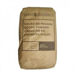 CACAU EM PÓ NATURAL BARRY 25 KG